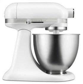 Artisan® Mini 3.5 Quart Tilt-Head Stand Mixer - Matte White