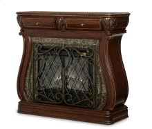 Electric Fireplace (2 pc)