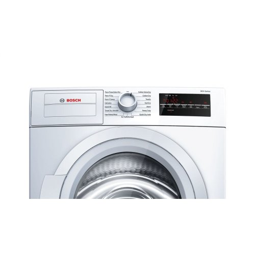 300 Series condenser tumble dryer 24'' WTG86400UC