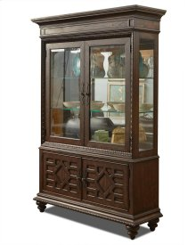 HOT BUY CLEARANCE!!! Palencia Dining Room Curio
