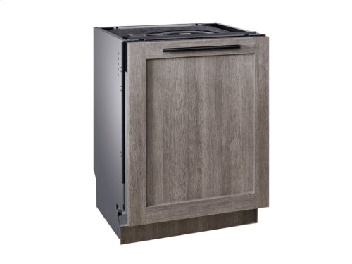 Hidden Touch Control Panel Ready Chef Collection Dishwasher with WaterWall Technology