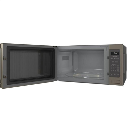 GE Profile Series 2.2 Cu. Ft. Countertop Sensor Microwave Oven