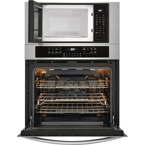 Frigidaire Gallery 30'' Electric Wall Oven/Microwave Combination