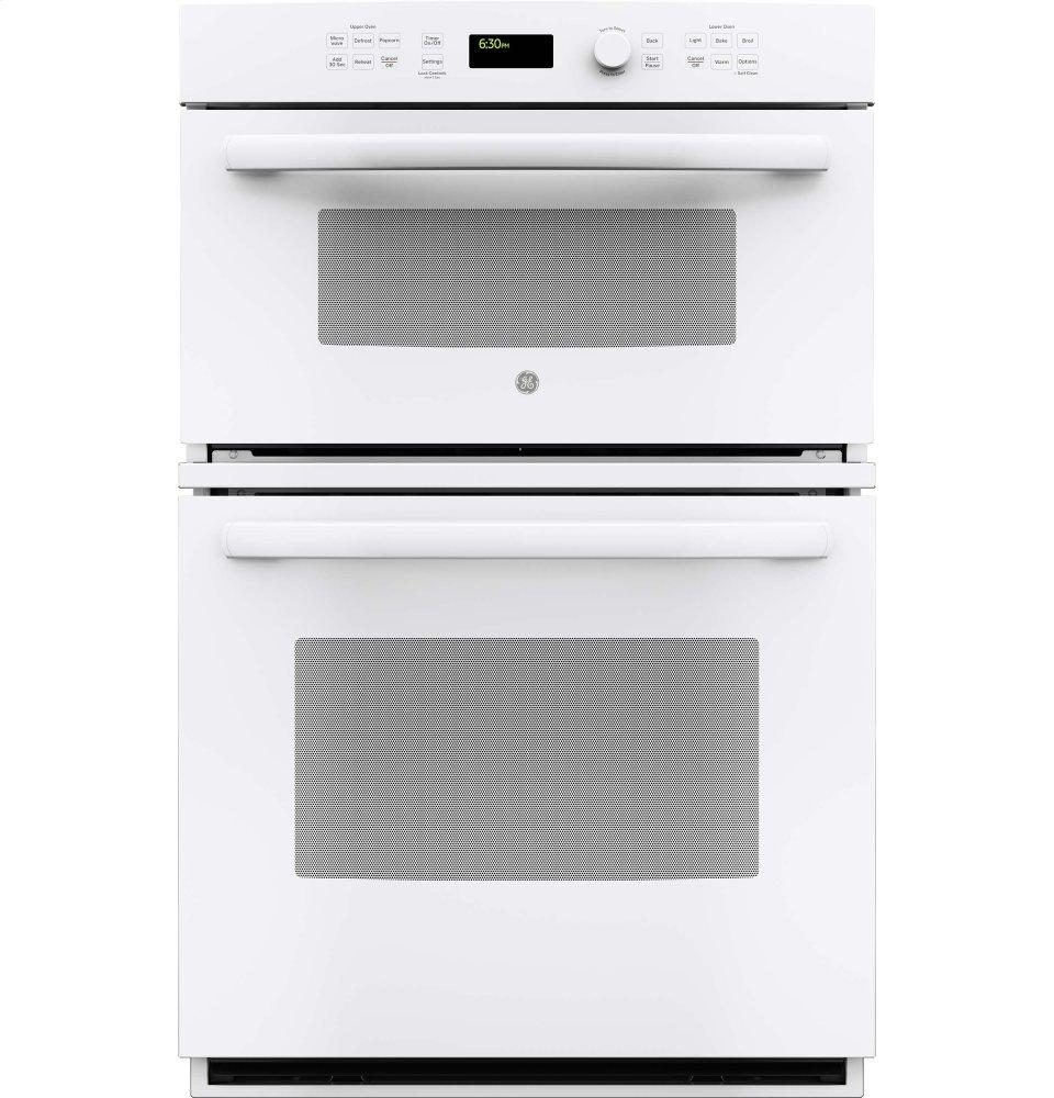 "GE(R) 27"" Built-In Combination Microwave/Oven