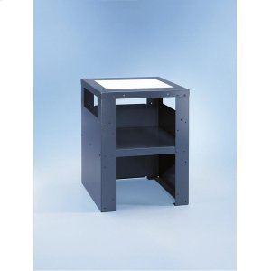 MieleUG 5005-75 Plinth For ergonomic loading and unloading of the washing machine and dryer.