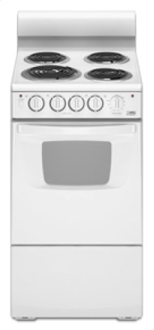 20 Freestanding Electric Range