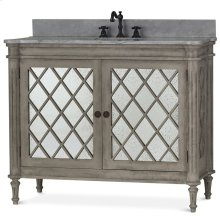 Kelley Vanity w/ Sink & Marble Top - WHP ATG