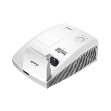 WXGA Ultra-Short-Throw Projector with Built-in Pen Interactivity and 10 Point-Touch Upgrade-ability