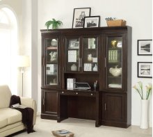 "22"" Glass Door Cabinet"