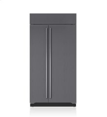"42"" Classic Side-by-Side Refrigerator/Freezer - Panel Ready"