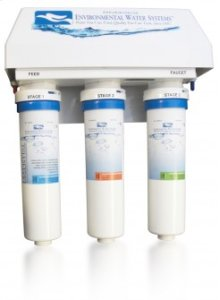 Advanced Under Counter Drinking Water Filtration Offering True Protection From Toxic Contaminants.