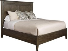 Valmoral Panel Bed (Queen)