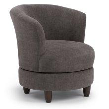 PALMONA Swivel Barrel Chair