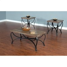 Drift Wood 3-pc Occasional Table Set