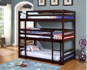 T/t/t Triple Bunk Bed Product Image