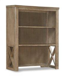 Camden Bookcase Hutch