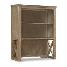 Camden Bookcase Hutch