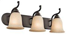 Camerena 3 Light Vanity Light Olde Bronze®