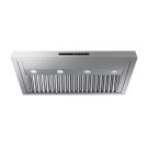 "Modernist 36"" Wall Hood, Graphite Stainless Steel Product Image"