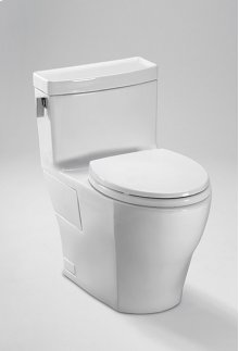 Ebony Legato One-Piece High-Efficiency Toilet, 1.28GPF