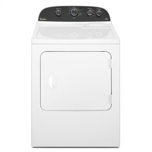 Whirlpool7.0 cu. ft. HE Long Vent Dryer with AccuDry Sensor Drying System