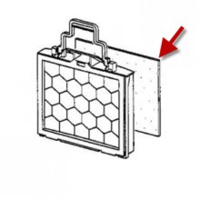 Air Clean Filter - For Art by Miele