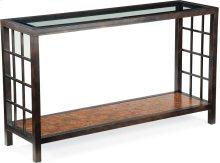Canyon Grove Sofa Table