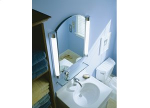 CD Series Cabinet Arch Beveled Mirrored Door Product Image