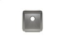 """Classic 003204 - undermount stainless steel Kitchen sink , 15"""" × 16"""" × 8"""" Product Image"""