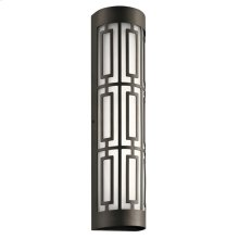 Empire Collection Empire 20 in LED Outdoor Wall Light OZ