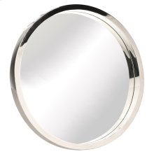 Julia Wall Mirror  Silver
