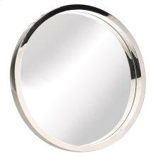 Julia Wall Mirror  Silver