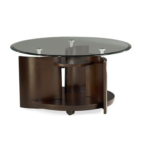 Apex Round Cocktail Table