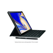 "Galaxy Tab S4 10.5"", 64GB, Black (US Cellular) S Pen included"