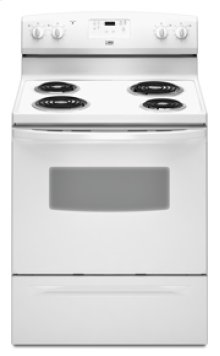 30 Self-Cleaning Freestanding Electric Range