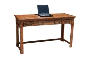 "A-T355 Traditional Alder 52"" Laptop Desk"