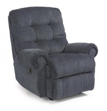 Torrence Fabric Power Rocking Recliner