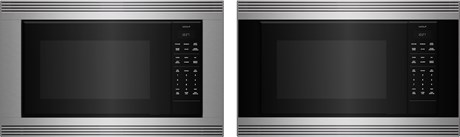 "WolfConvection Microwave 27"" Stainless Trim-E Series"