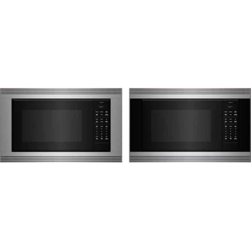"Convection Microwave 27"" Stainless Trim-E series"