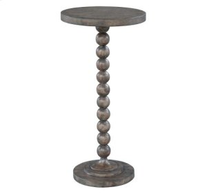 Lincoln Park Beaded Post Chairside Table