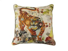 22 Inch Lux Down Throw Pillow