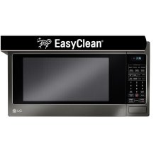 LG Black Stainless Steel Series 2.0 cu. ft. Countertop Microwave Oven with EasyClean®