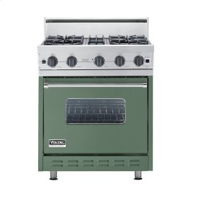 "Mint Julep 30"" Open Burner Range - VGIC (30"" wide, four burners)"