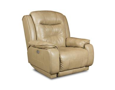 hidden additional double reclining sofa with power headrest