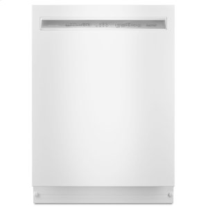 KitchenAid46 DBA Dishwasher with ProWash , Front Control - White