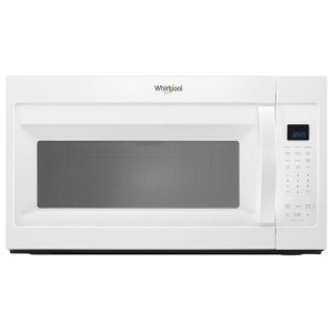 1.9 cu. ft. Capacity Steam Microwave with Sensor Cooking - WHITE