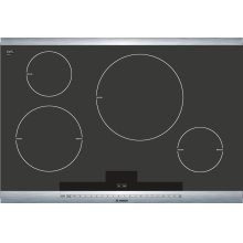800 Series - Black with Stainless Steel Strips NIT8065UC