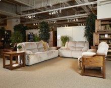 Toletta 2 Seat Reclining Power Sofa - Granite Collection