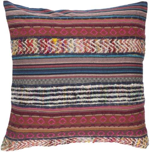 "Marrakech MR-002 20"" x 20"" Pillow Shell with Polyester Insert"