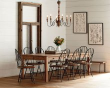 Keeping Table Dining Room